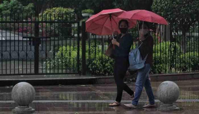 Monsoon to arrive in Delhi-NCR in 24 hours, rainfall expected through the week