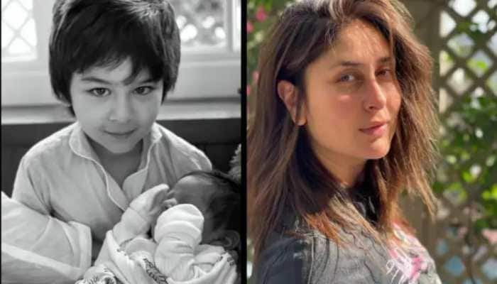 Kareena Kapoor-Saif Ali Khan name their second baby Jeh, confirms Randhir Kapoor! | People News | Zee News