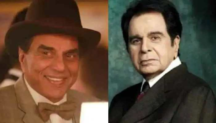 Dharmendra pays tribute to late star Dilip Kumar in heartfelt video - Watch