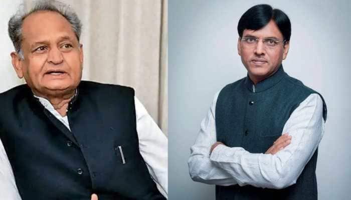 Ashok Gehlot urges Health Minister Mansukh Mandaviya to ensure adequate supply of COVID-19 vaccine