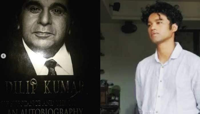 Irrfan Khan's son Babil remembers late legendary Dilip Kumar, says 'thank you so much Saab, you were way ahead of your time'!