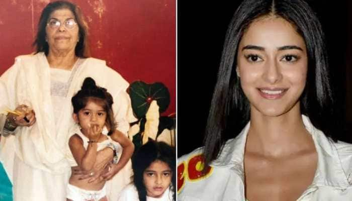 'You're too loved to be forgotten': Ananya Panday's heartfelt note to late grandmother will leave you teary-eyed!
