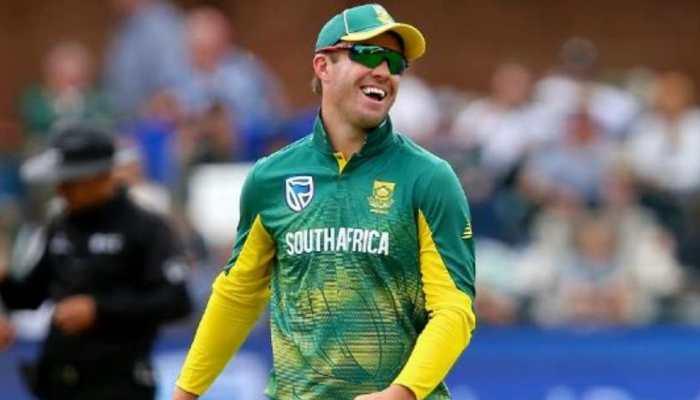 Former South Africa captain AB de Villiers. (Source: Twitter)