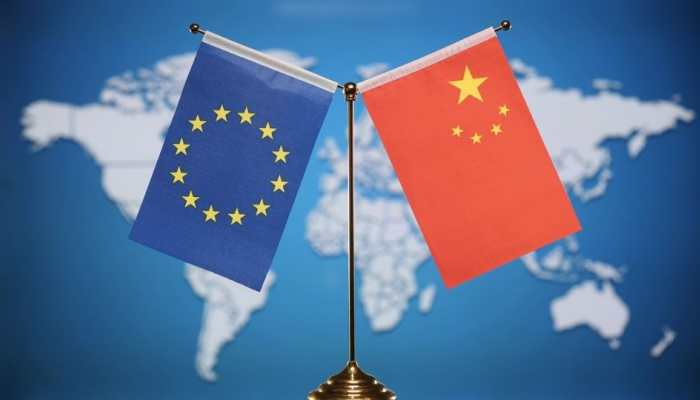 European Union to challenge Chinese 'Belt and Road' with own global infrastructure plan