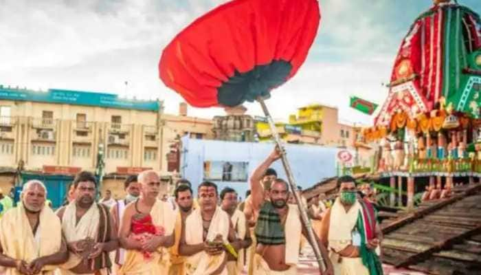 Rath Yatra low-key affair in West Bengal amid COVID curbs