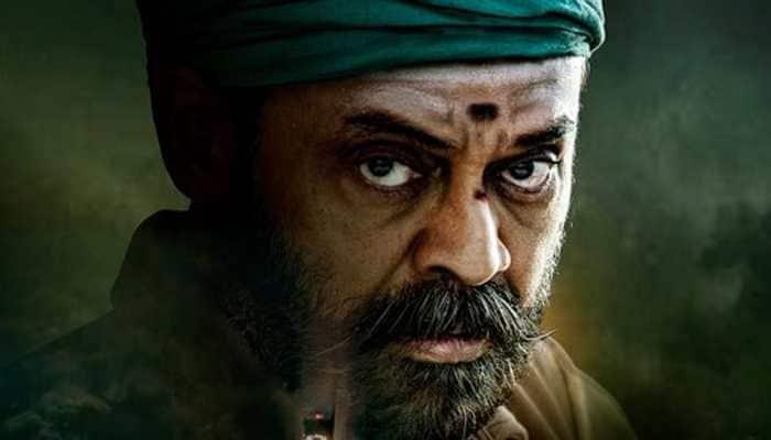 Venkatesh Daggubati, Priyamani's Telugu actioner Narappa set for global premiere on Amazon Prime Video!