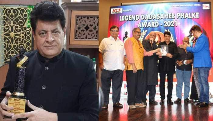 After getting brutally trolled, Gajendra Chauhan says he got 'Legend Dadasaheb Phalke Award'!