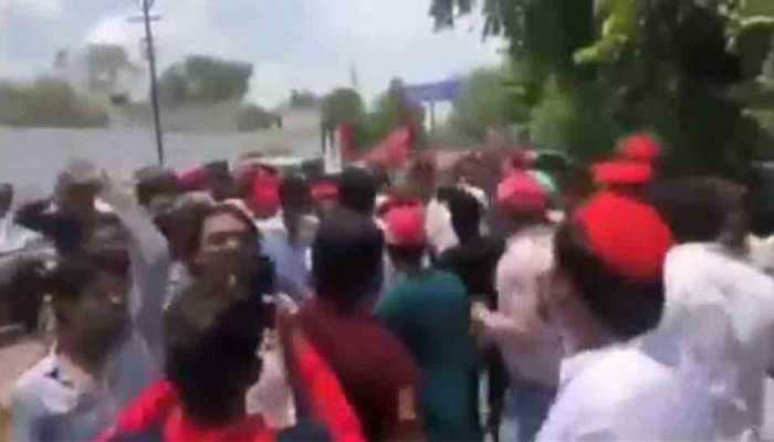 'Pakistan Zindabad' slogans raised during protest rally in Uttar Pradesh, probe ordered into video clip