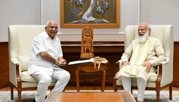 Karnataka Chief Minister BS Yediyurappa dismisses rumours that he is quitting