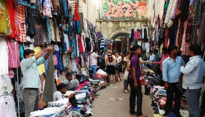 COVID-19: Delhi's Sarojini Nagar export market closed for 'grossly' violating norms