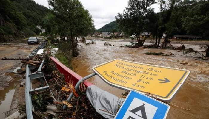Death toll in Germany and Belgium floods rises to 170, hundreds still missing