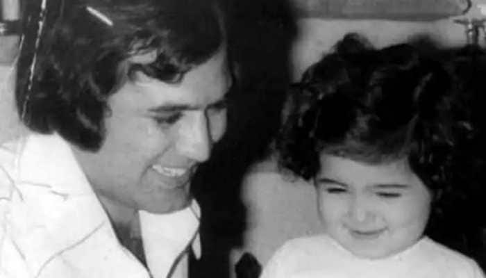 Twinkle remembers father Rajesh Khanna on his 9th death anniversary
