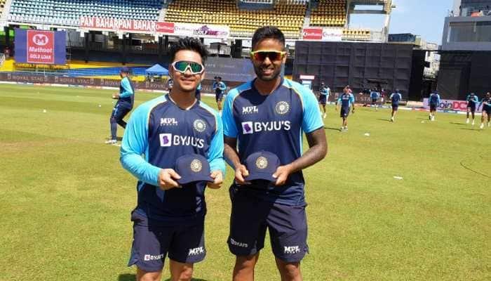 India vs Sri Lanka 1st ODI: Hosts win toss and bat first, Ishan Kishan and Suryakumar Yadav make debuts