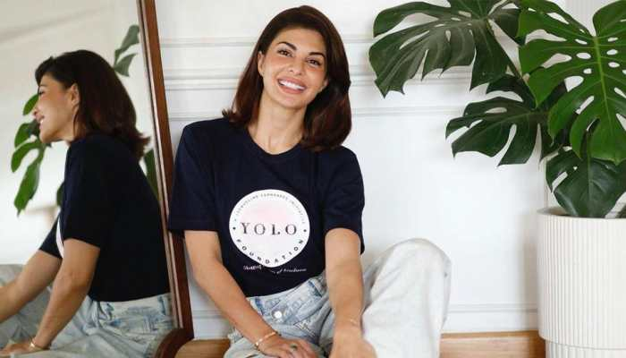 Jacqueline Fernandez's YOLO Foundation aims to spread kindness amid COVID crisis