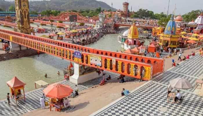Guru Purnima 2021: Negative RT-PCR report not older than 72 hrs , no 'snan' for devotees, says Haridwar district admin