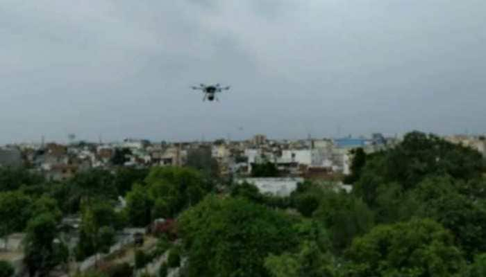 Drones sighted at Jammu and Kashmir's Kaluchak and Kathua, security agencies on high alert