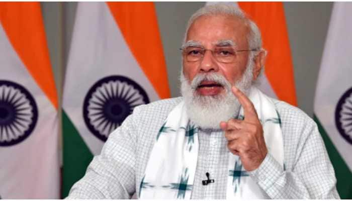 Happy that nearly 75 per cent of inputs for Mann Ki Baat come from people under age of 35: PM Narendra Modi