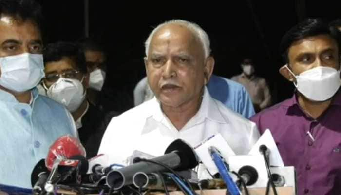 'Expecting message from high command today': CM Yediyurappa amid replacement talks