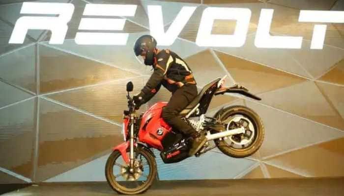 Revolt Motors big update! Indian EV maker to launch more affordable e-bike Revolt RV1