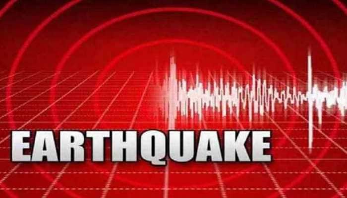 Earthquake of 4.0 magnitude jolts Sikkim's Gangtok, tremors felt in Darjeeling