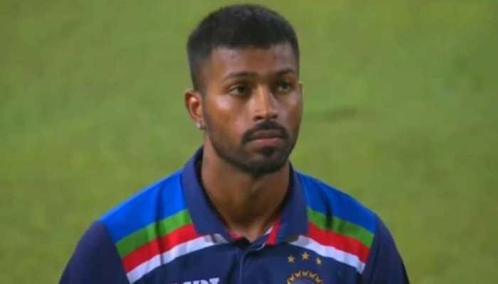 IND vs SL 1st T20I: India all-rounder Hardik Pandya sings Sri Lanka national anthem, video goes viral – WATCH