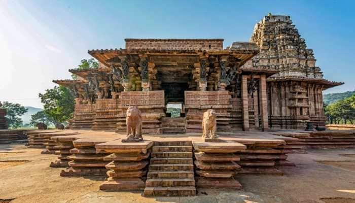 Rudreswara Temple in Telangana gets World Heritage site tag