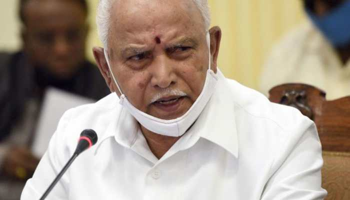BS Yediyurappa quits as Karnataka CM, announces resignation in emotional speech