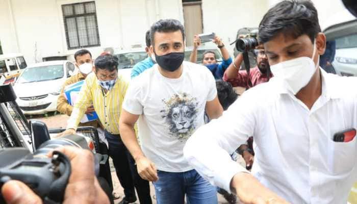 Raj Kundra pornography case: Shilpa Shetty's husband sent to 14-day judicial custody