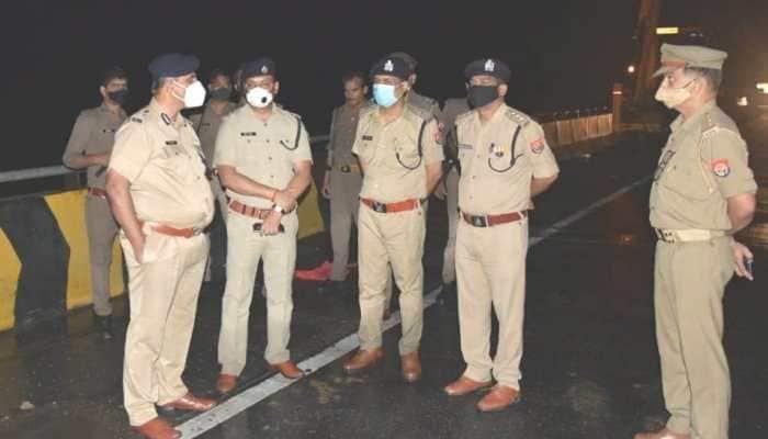 18 people killed as speeding truck hits a bus in Barabanki, Uttar Pradesh