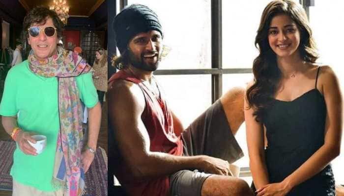 Chunky Panday predicts Vijay Deverakonda-Ananya Panday's Liger 'hit hai picture'!