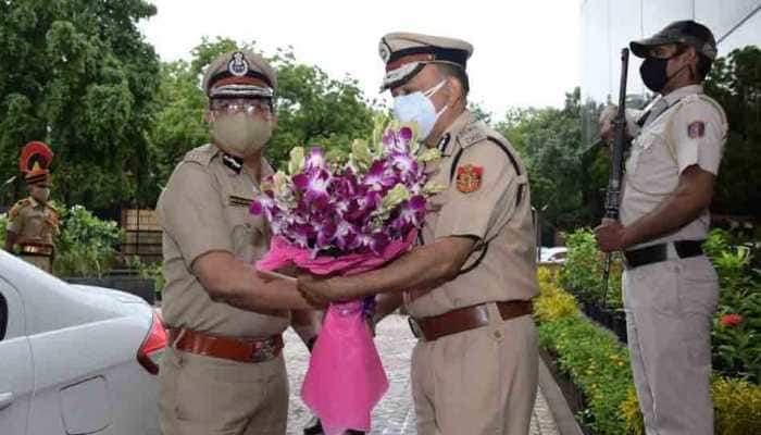 Rakesh Asthana takes charge as Delhi CP, to focus on core policing, teamwork
