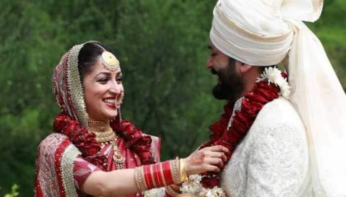 We were just supposed to get engaged: Yami Gautam reveals story behind her impromptu wedding with Aditya Dhar!