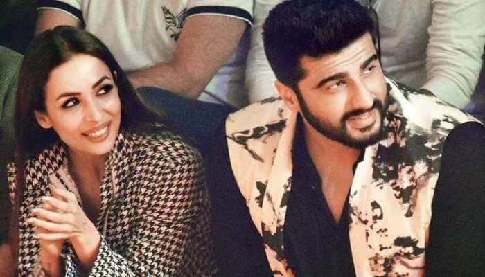 Arjun Kapoor, Malaika Arora give glimpse into their Sunday lunch date