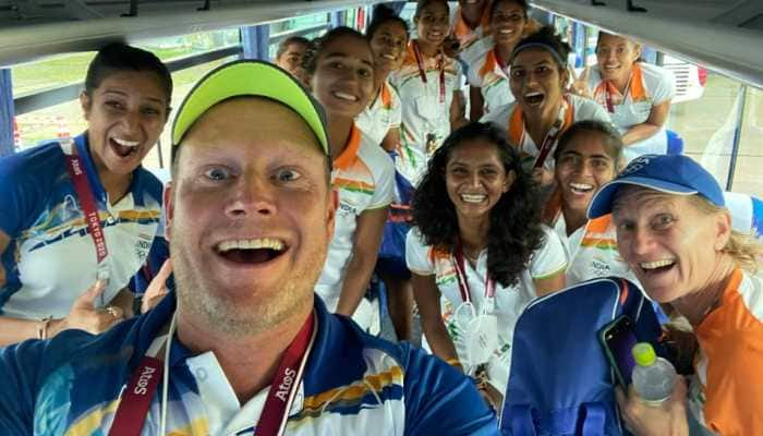 Tokyo Olympics: It's Chak de India in reality for women's hockey coach Sjoerd Marijne