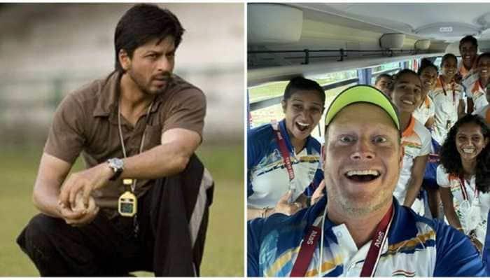 'From ex-coach Kabir Khan': Shah Rukh Khan's message to India women's hockey coach Sjoerd Marijne goes viral – Check out