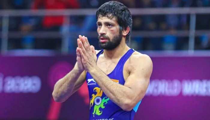 Tokyo Olympics Wrestling: Ravi Kumar Dahiya creates history, assures silver for India   Other Sports News   Zee News