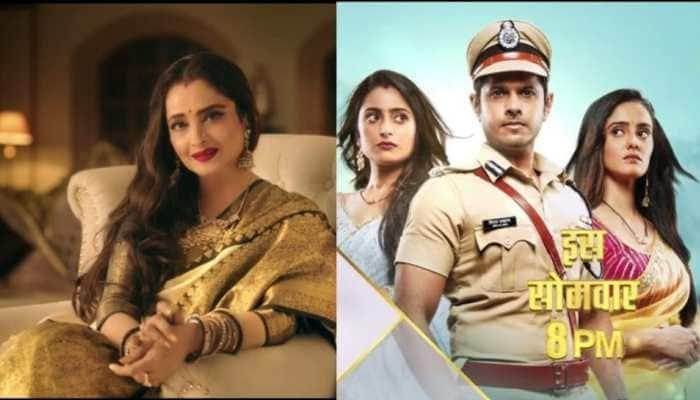Actress Rekha looks ageless in 'Ghum Hai Kisikey Pyaar Meiin' promo