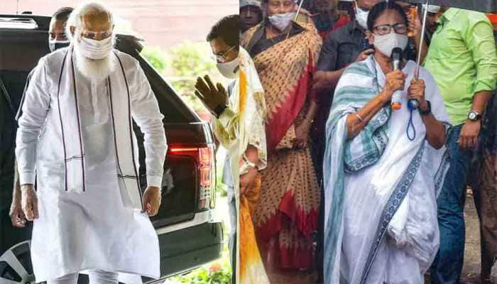 After assuring 'all possible support' to Mamata Banerjee, PM Narendra Modi announces ex-gratia for Bengal flood victims