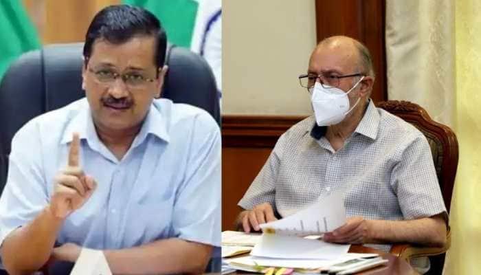 Let's respect democracy, sir: Delhi CM Arvind Kejriwal to Delhi LG Anil Baijal