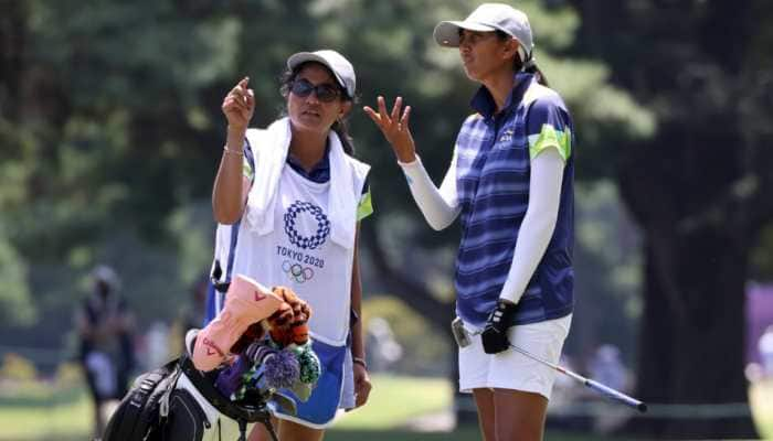 Fourth at an Olympics where they give out three medals kind of sucks: Aditi Ashok after missing out on Bronze