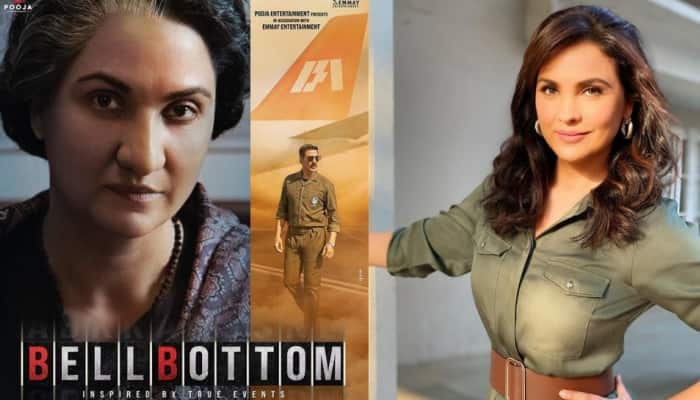 Lara Dutta's father was Indira Gandhi's personal pilot, helped her prepare for her role in Akshay Kumar's Bell Bottom
