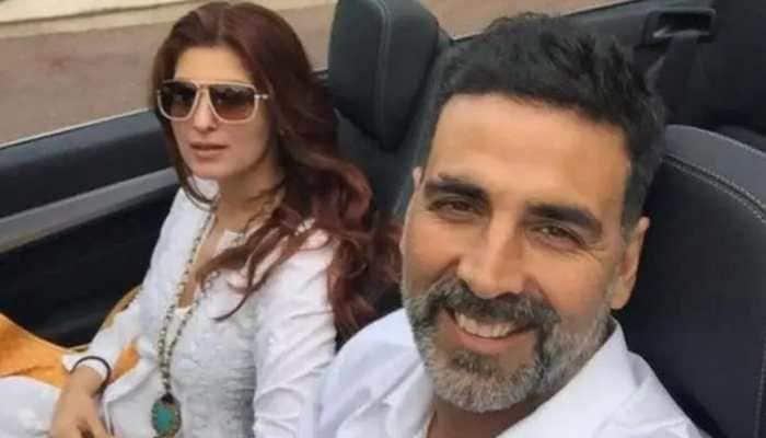 Twinkle Khanna says she feels 'terrified' when Akshay Kumar shoots for stunt scenes