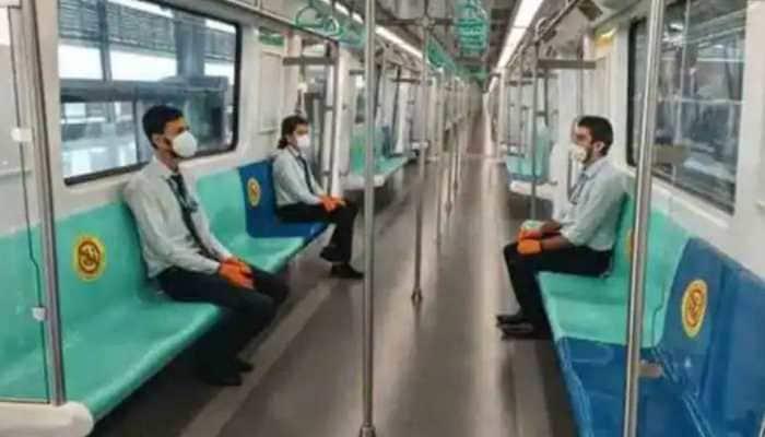 Noida Metro to operate on Saturdays from August 14 as Uttar Pradesh relaxes weekend lockdown