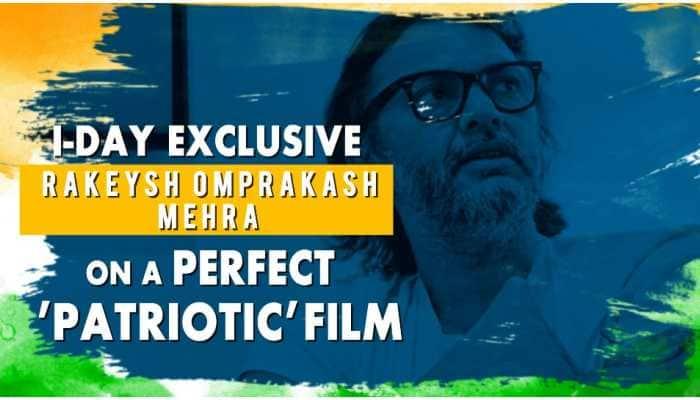 Independence Day EXCLUSIVE: Rakeysh Omprakash Mehra defines a 'perfect' patriotic film