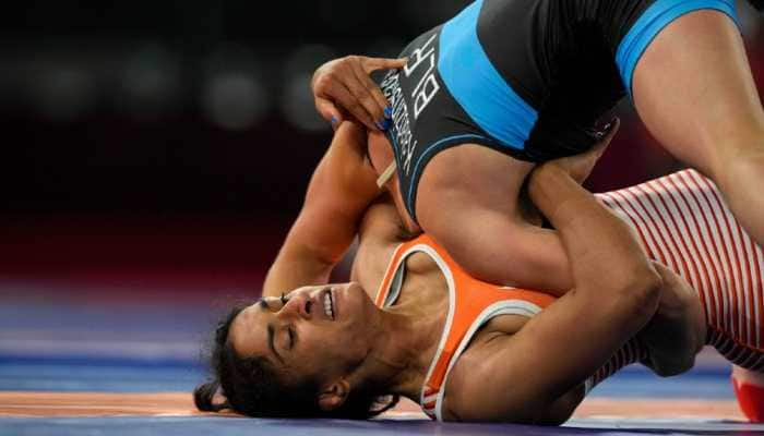 Vinesh Phogat stands up to Wrestling federation, refutes two charges and admits to one in reply