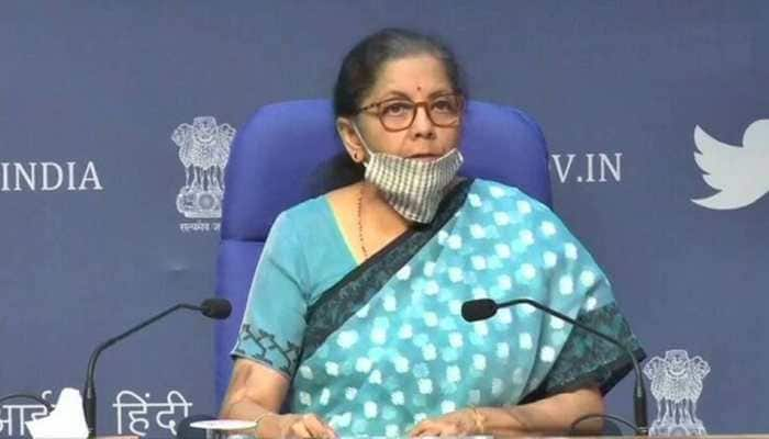 Congress-led UPA Govt reduced fuel prices by issuing oil bonds, that burden has come to us: Nirmala Sitharaman
