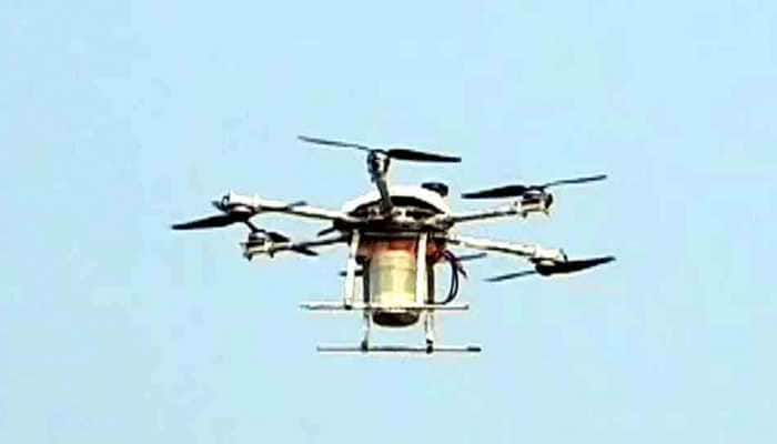 Suspected drones spotted in 3 different locations in Jammu and Kashmir's Samba