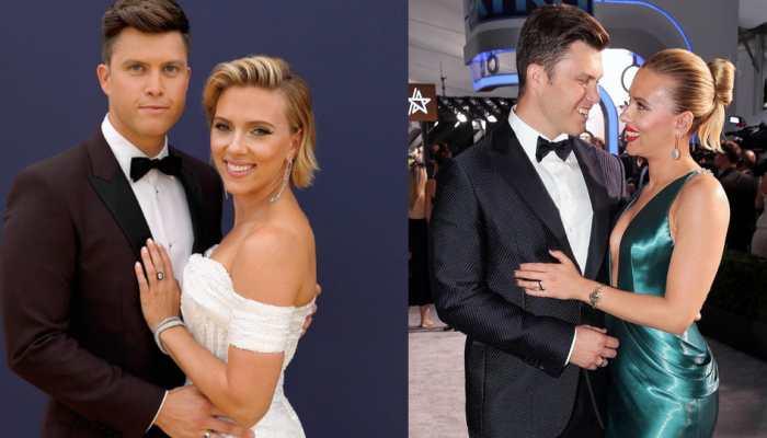 Scarlett Johansson is pregnant, confirms Colin Jost