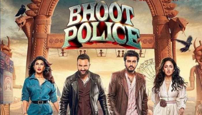 Bhoot Police trailer: Saif Ali Khan and Arjun Kapoor turn ghostbusters - Watch