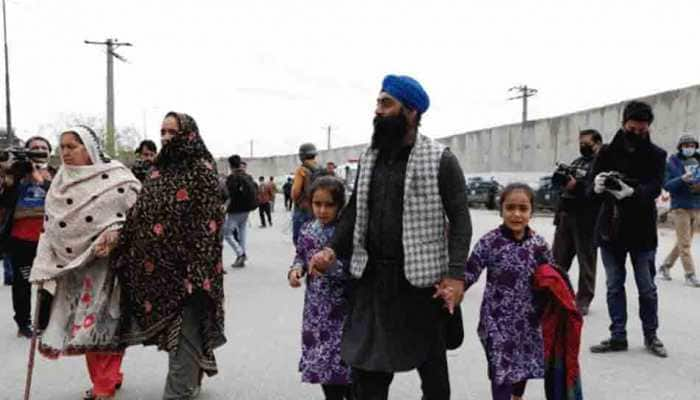 Sikhs, Hindus sheltered at Kabul Gurdwara appeal India to airlift them from war-torn nation